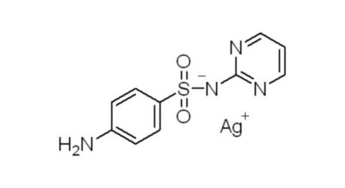 磺胺嘧啶银