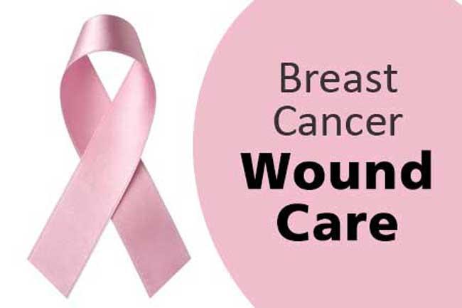 乳腺癌破溃伤口怎么办