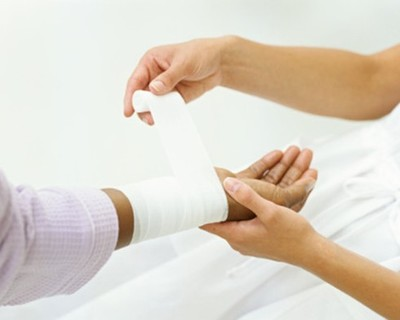 脆弱的伤口更需要营养的支持