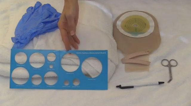 结肠-直肠造口袋更换详细视频教程---造口护理