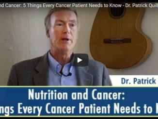 营养殴打癌症