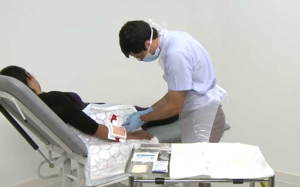 通用伤口护理临床技能教学视频