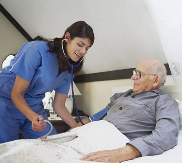某养老院长期卧床病人的护理