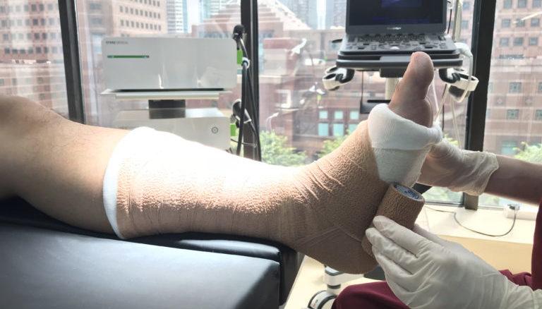 新加坡糖尿病足外科中心